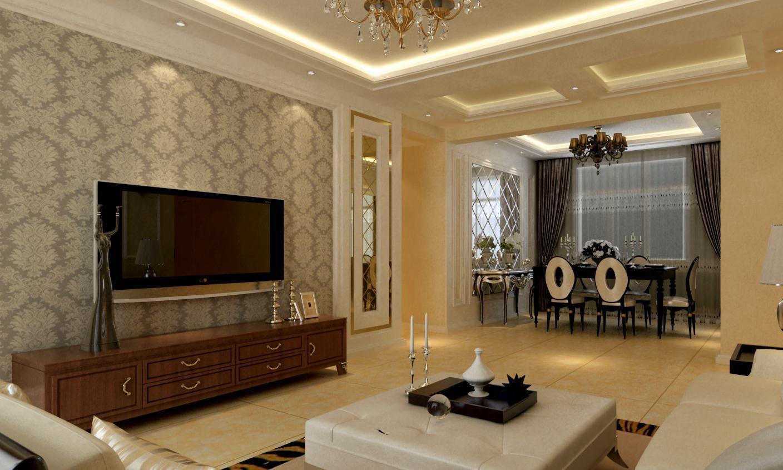 我家139平三居室,简欧装修风格,美翻了!-唐山万达广场装修
