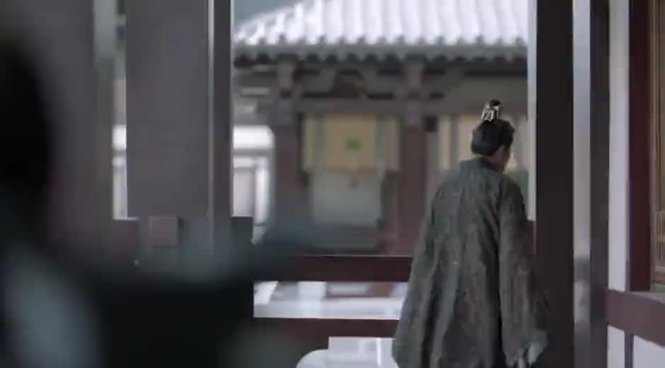陈道明气场太强了,只一个眼神,就让陈萍萍心跳加速