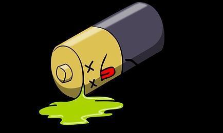 电池液滴到床单上,危险!快这样处理