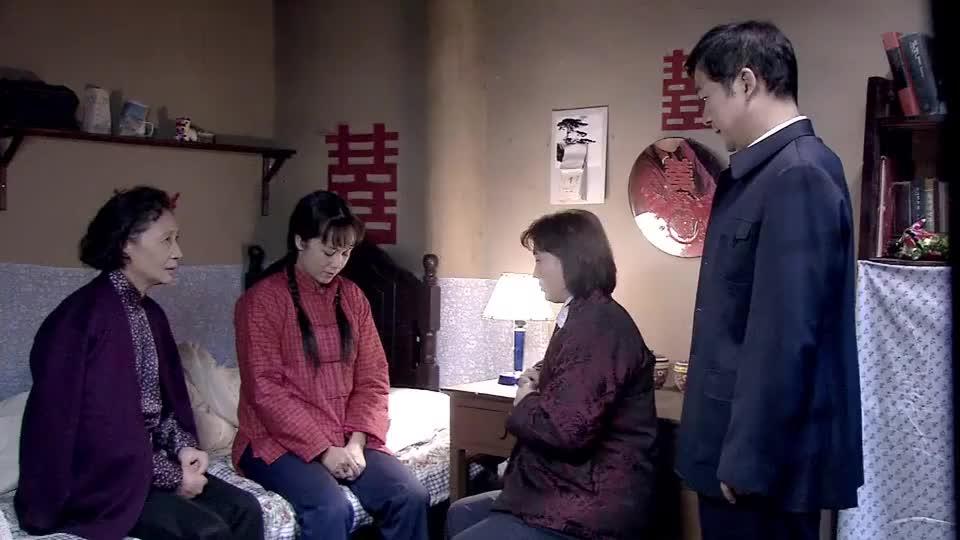 佟志新婚闹到丈母娘家,文丽啥也不懂,那年代女孩真单纯