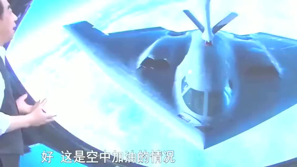 张召忠:美国的很多战机都是不具备这样的技术