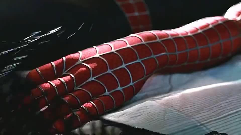 当毒液和蜘蛛侠合为一体,这战斗力,爆表了
