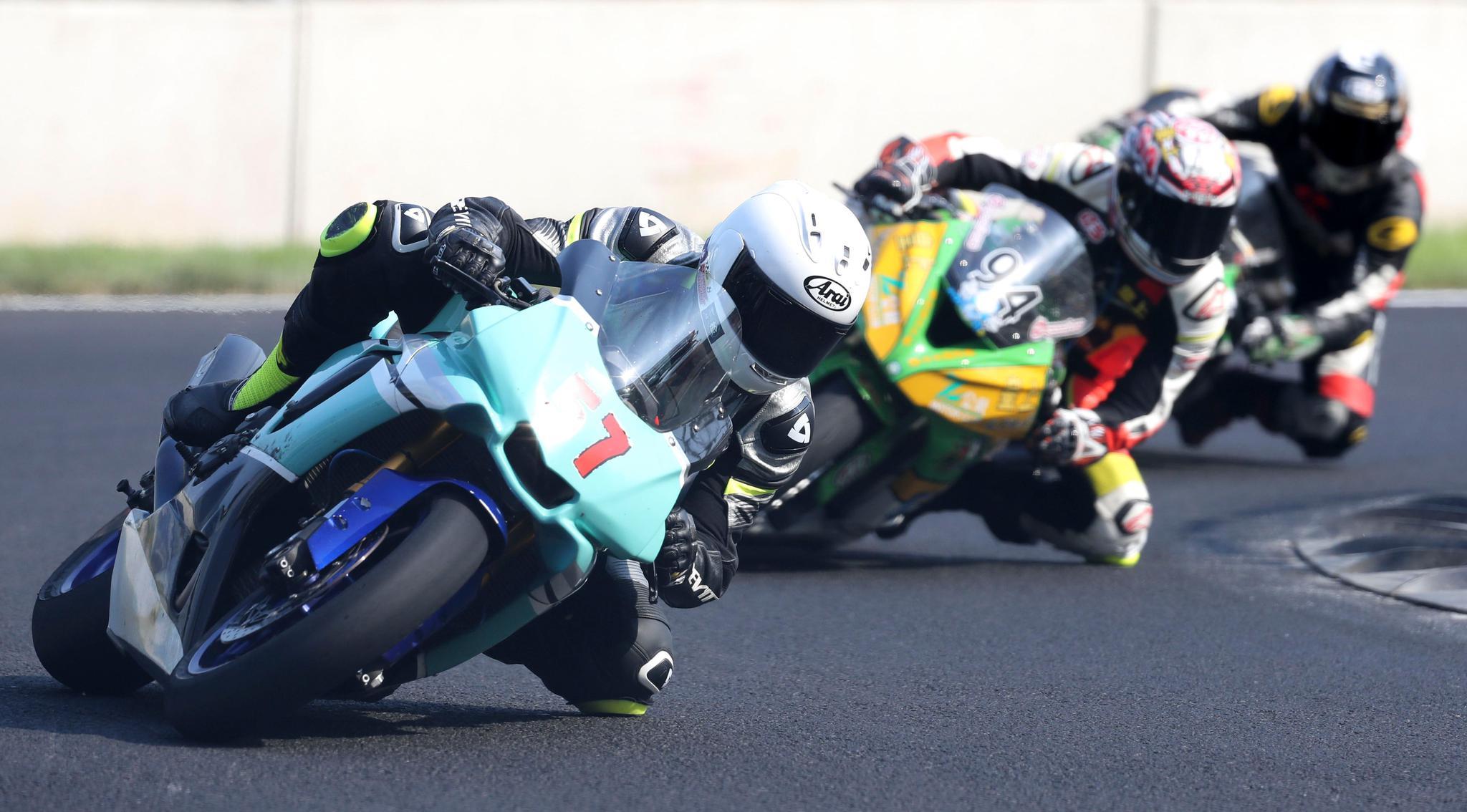 摩托车——CSBK中国超级摩托车锦标赛1000cc赛况