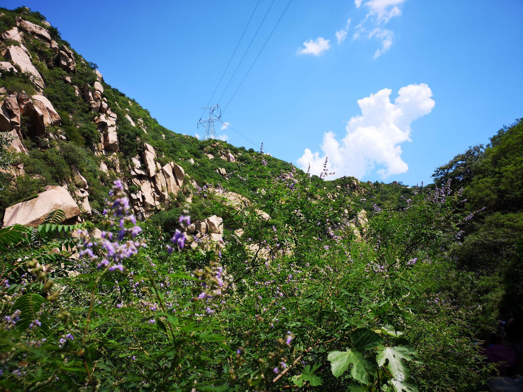 游览 北京市 昌平区 碓臼峪