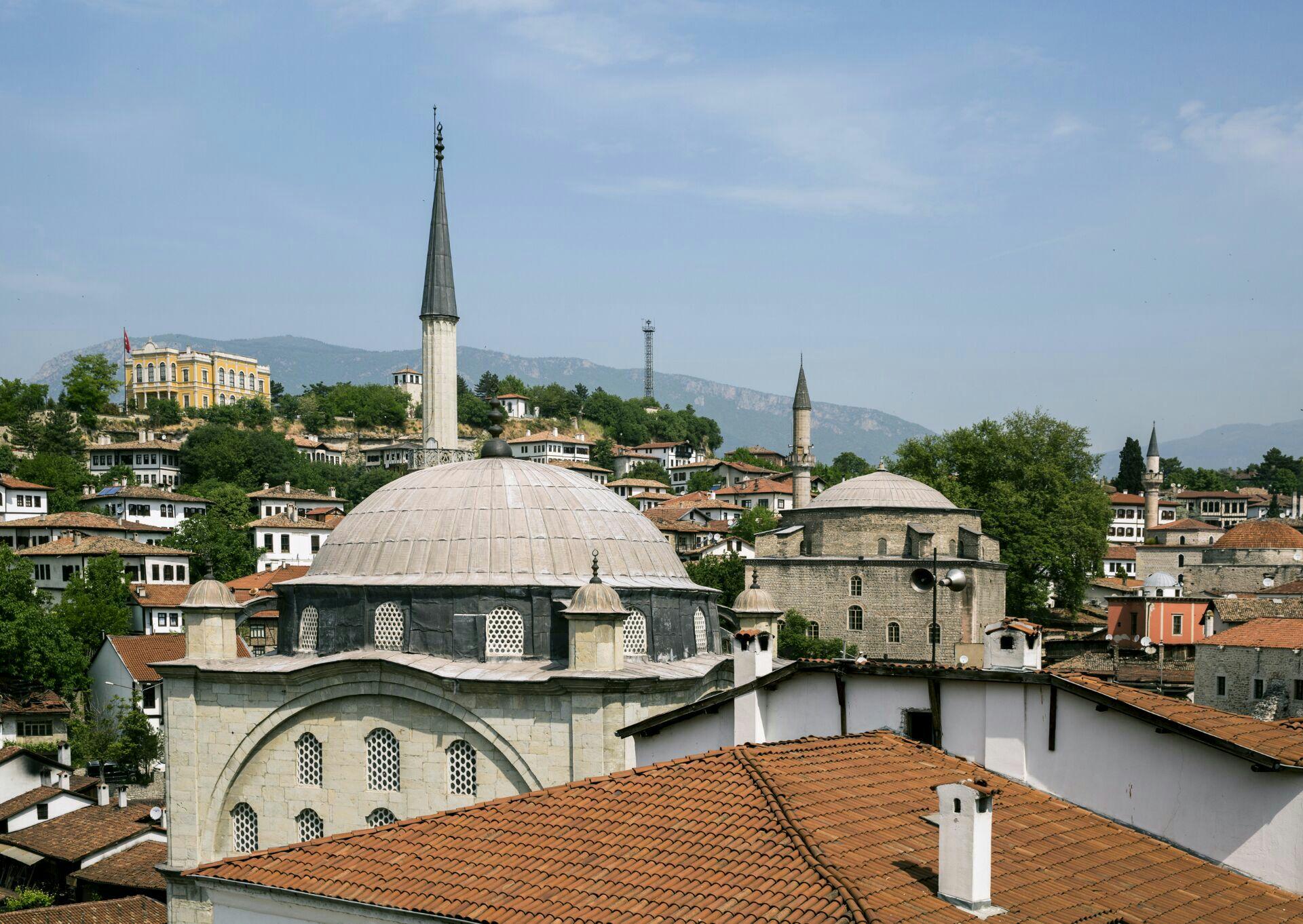 土耳其 萨夫兰博卢(番红花城) Izzet帕夏清真寺