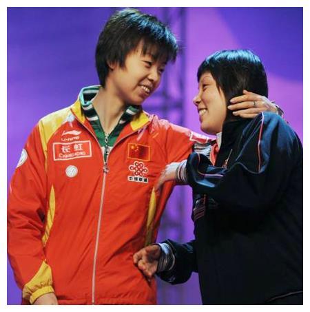 她年少战胜张怡宁,30岁带队胜中国女乒夺冠,却遇到渣男孕期出轨