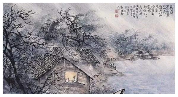 李商隐有首写雨的诗,诗中没有雨字却句句讲雨,寥寥数语令人叫绝