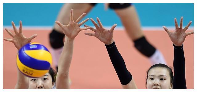 中国十大最漂亮的女排运动员