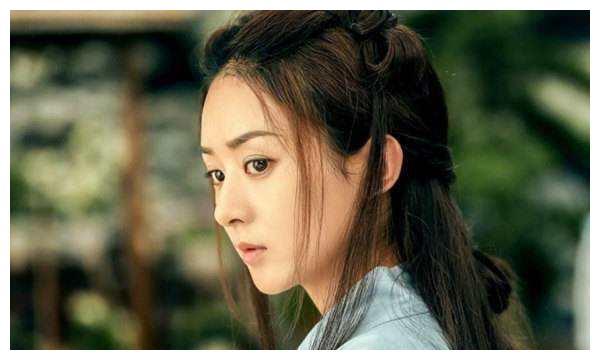 新生代小花赵露思,演《陈芊芊》火了,长相演技被称下一个赵丽颖