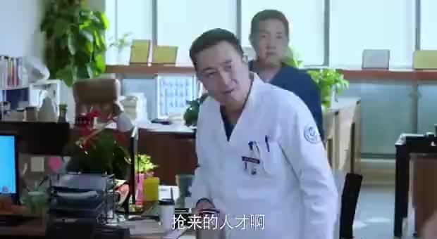急诊科医生:晓琪深藏不露,哈佛大学博士生,空降医院当主任