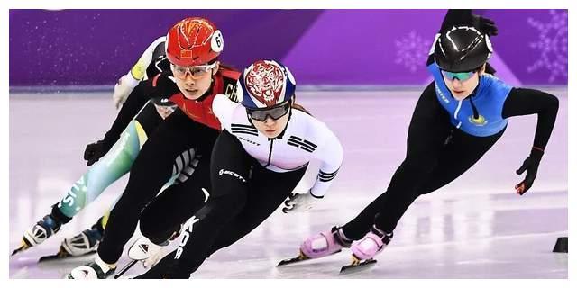 韩国短道速滑冠军自杀未遂,人设崩塌:曾被多名富婆同时包养