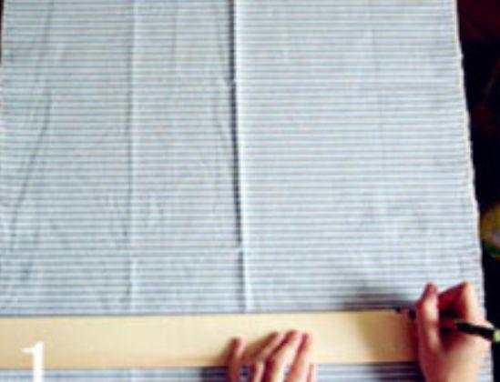 如何DIY布艺靠垫 手工制作布艺靠垫图解教程