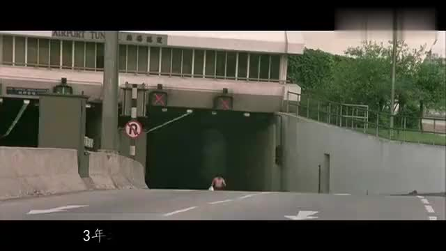 《警察故事2》狂揽3000多万:成龙被小哑巴狂揍,张曼玉受伤住院