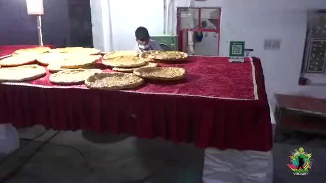 到新疆必吃的美食,5元一个管饱一天!据说可以保存一个月