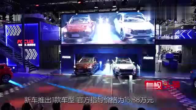 【广州车展】冲击瓦罐市场,实拍福特福克斯猎装版,有何亮点?
