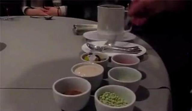 米其林餐厅上的菜,我怎么看不明白?最后是要吃什么?