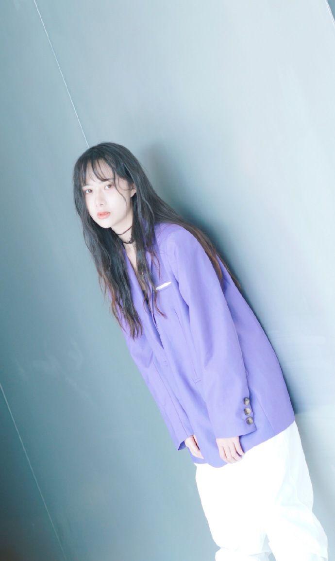 美女演员曹曦月迷人写真美照欣赏