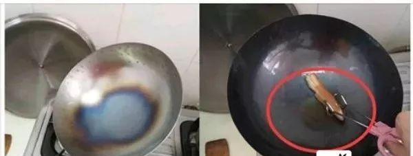 """新买的炒锅别急着用,老厨师教你如何开锅,变成无毒""""不粘锅"""""""