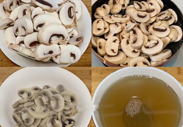 口蘑就要这样吃,营养健康,简单还快手,好吃到一口都不剩