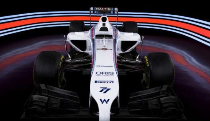 威廉姆斯:很难不喜欢,彰显F1赛车精神,劲爆