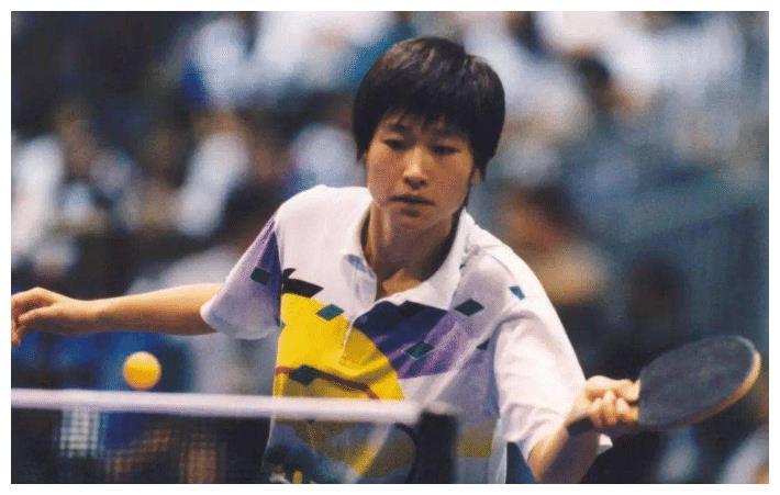 对乒乓球缺乏兴趣,却成首位奥运女单冠军,纪录保持至今未被打破