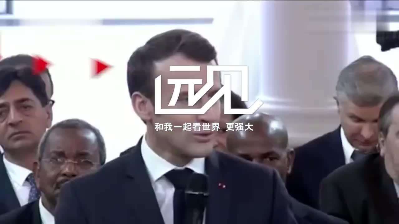 法国总统马克龙如果能加薪我也想加入黄背心运动