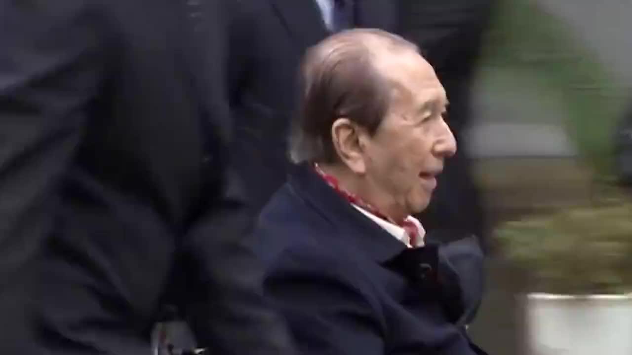 29岁嫁给68岁赌王何鸿燊,四太梁安琪,凭什么能独享赌王30年?