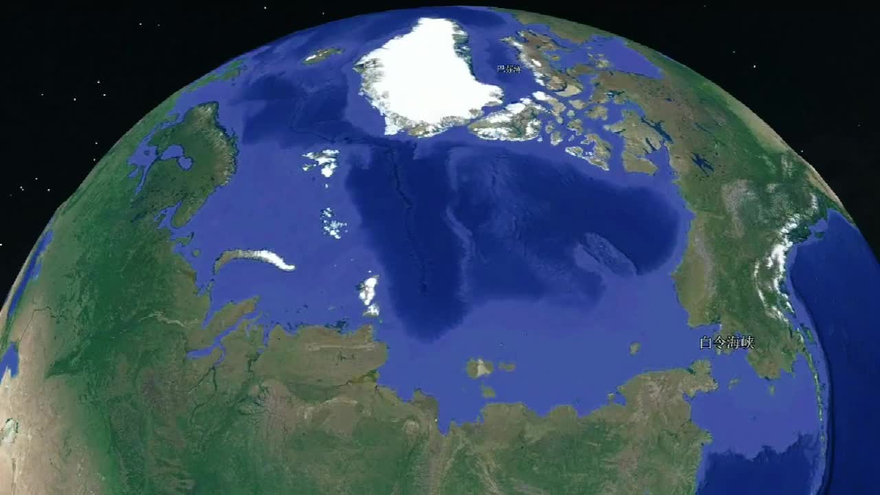 你知道北极航线有多重要吗?船舶直接进入北冰洋通行!来了解一下