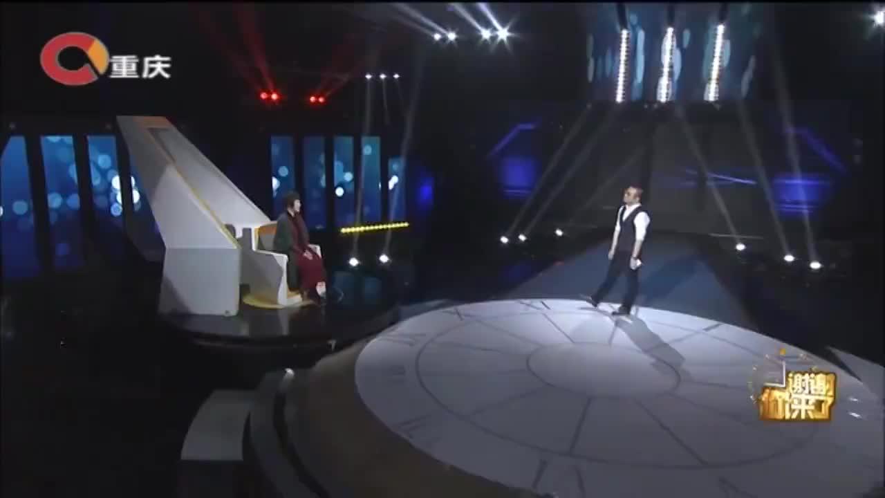 56岁广东女子一出场,一口流利的粤语惊艳涂磊:有TVB的感觉!