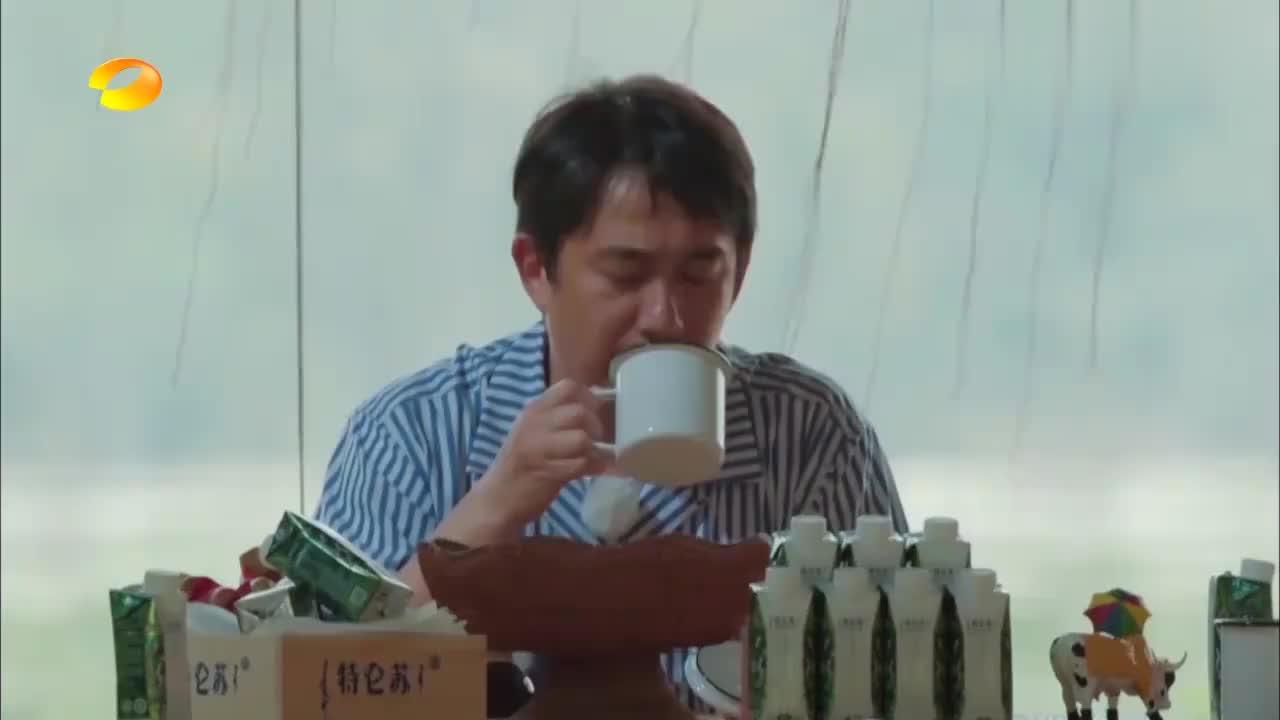 黄磊喝茶叶总感觉没味道,一秒钟找出原因,问题出在何炅这里!