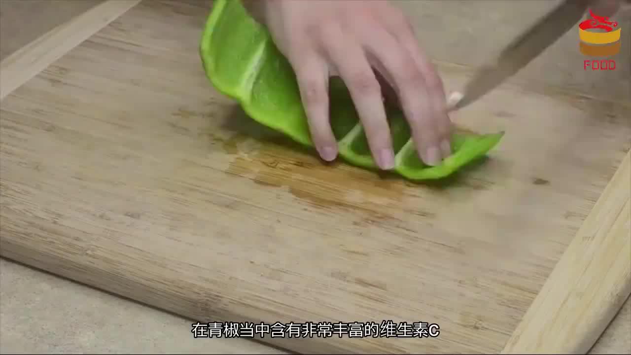 青椒加一宝,经常吃一点,排出子宫毒素,赶走妇科疾病!