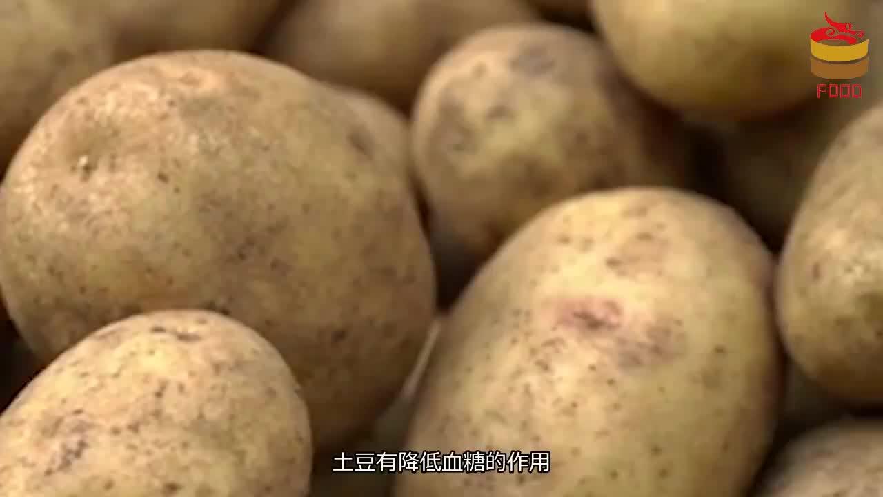 血栓很难除?土豆加一物,经常吃一点,清理血管垃圾,远离脑血栓