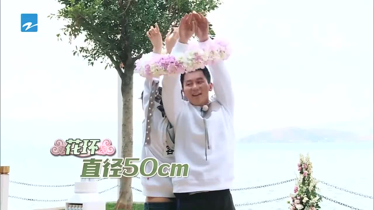 """奔跑吧:李晨表演""""疯孔雀舞"""",看得王祖蓝都懵了,辣眼睛"""