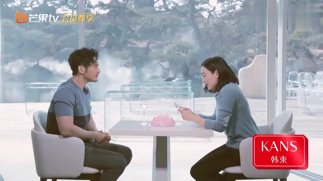 张伦硕竟敢问钟丽缇:你总共谈过多少男朋友?钟丽缇:老公不算吧