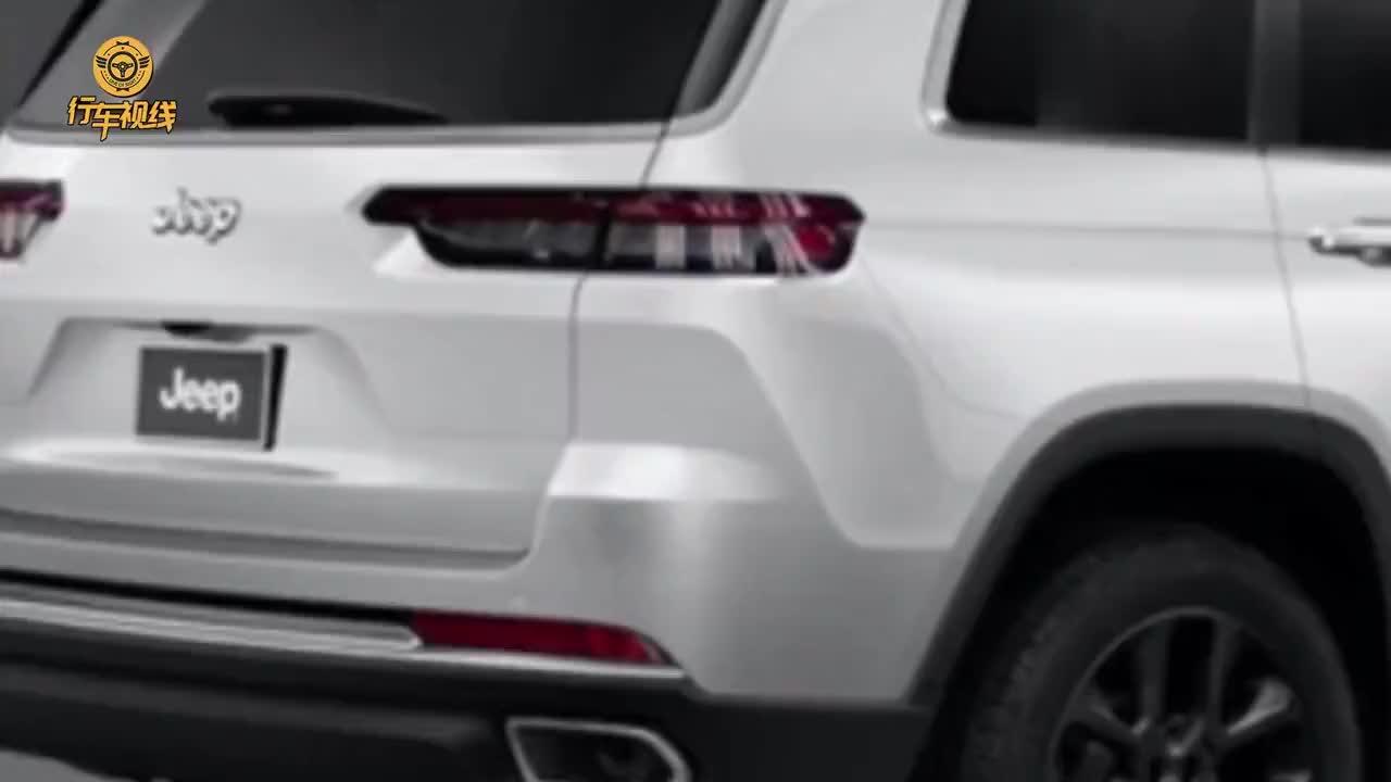 全新Jeep大切诺基最新渲染图曝光 内饰质感十足 有望年内发布