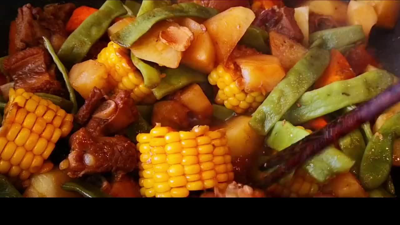 东北名菜大丰收,名字好听营养丰富,做法更简单,好吃到舔手指!