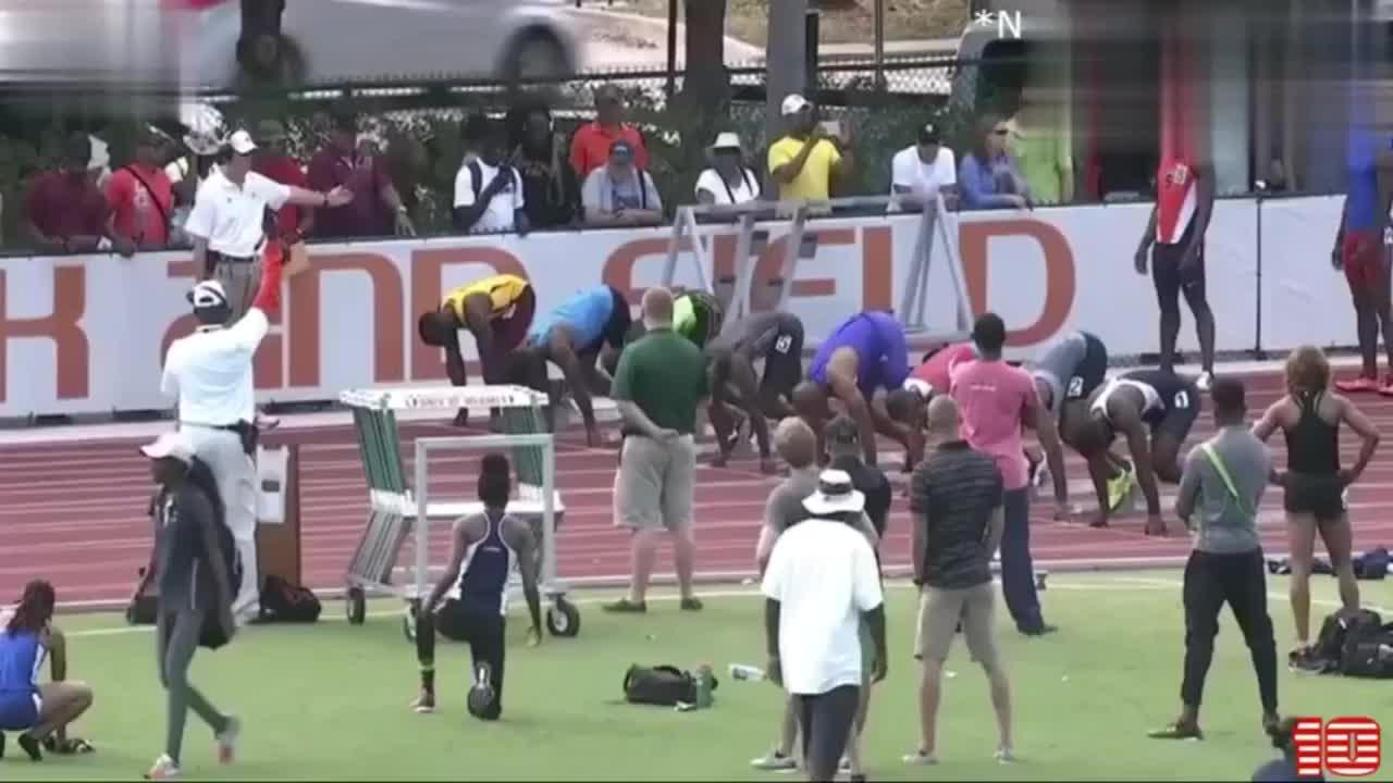 美国历史上最快的十个人 黑人已经称霸短跑界