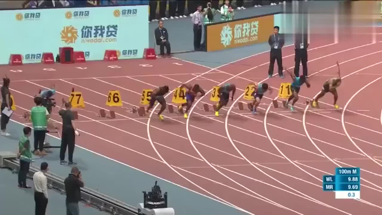 苏炳添职业生涯第一个钻石联赛冠军