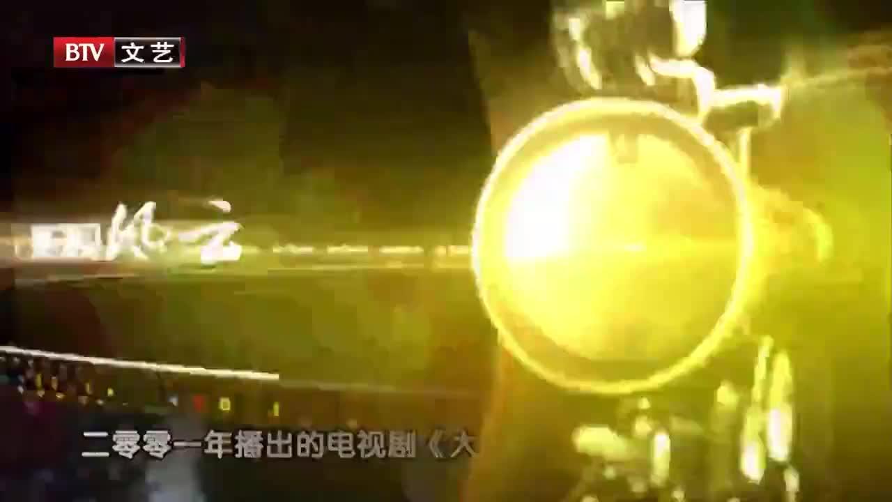 """话剧《大宅门》排练现场,刘佩琦再演""""白三爷"""""""