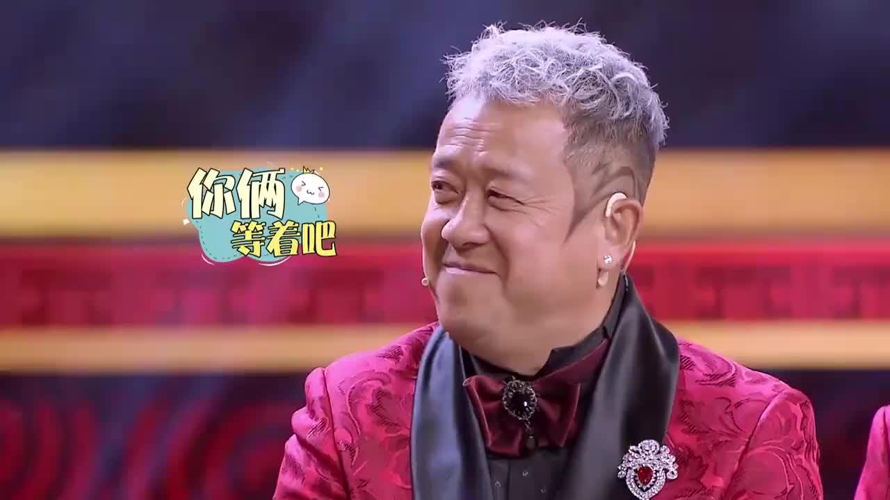 王牌:郭达身上带纸条王祖蓝发现,蔡明这样解释,尽显高情商