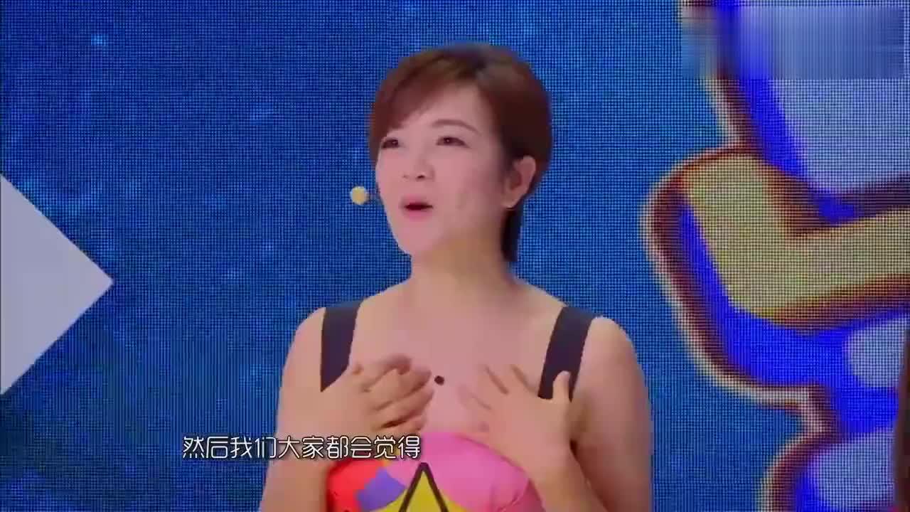 应采儿陈小春节目深情一吻,陈小春被感动的眼睛发红,羡慕了!