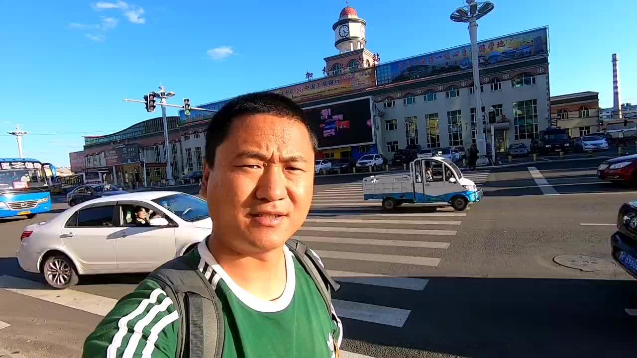 你听过加格达奇吗?地址在内蒙古境内,但是归黑龙江管辖