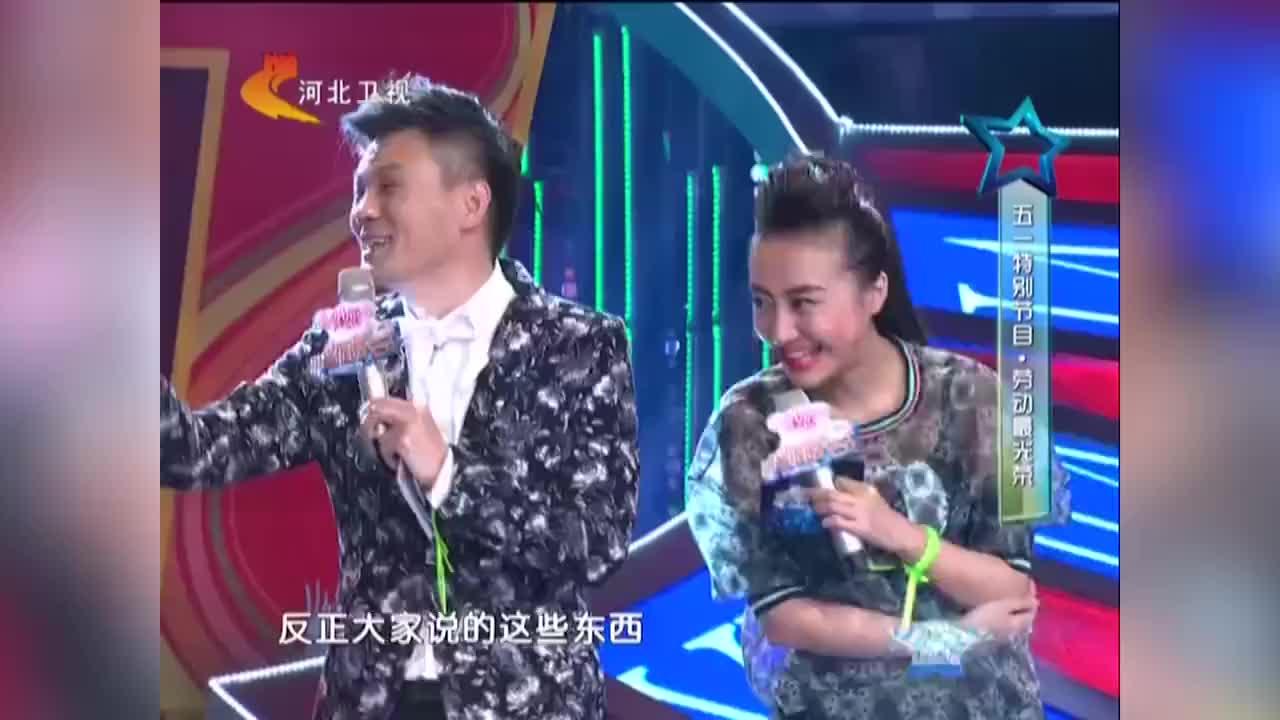 综艺:李彬和博林现场斗嘴,俩人能说段相声了,逗死个人!