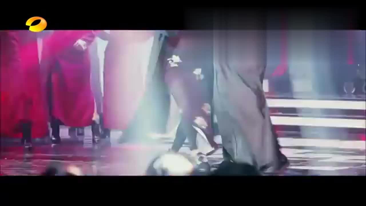 快乐大本营:谢娜罗志祥演唱《精武门》,点燃全场气氛,嗨翻天
