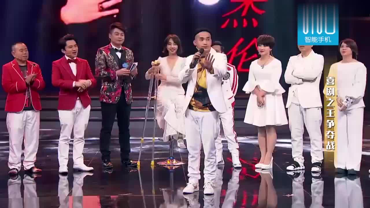 文松爆笑模仿8位歌星,一个比一个像,台下尖叫声不断!