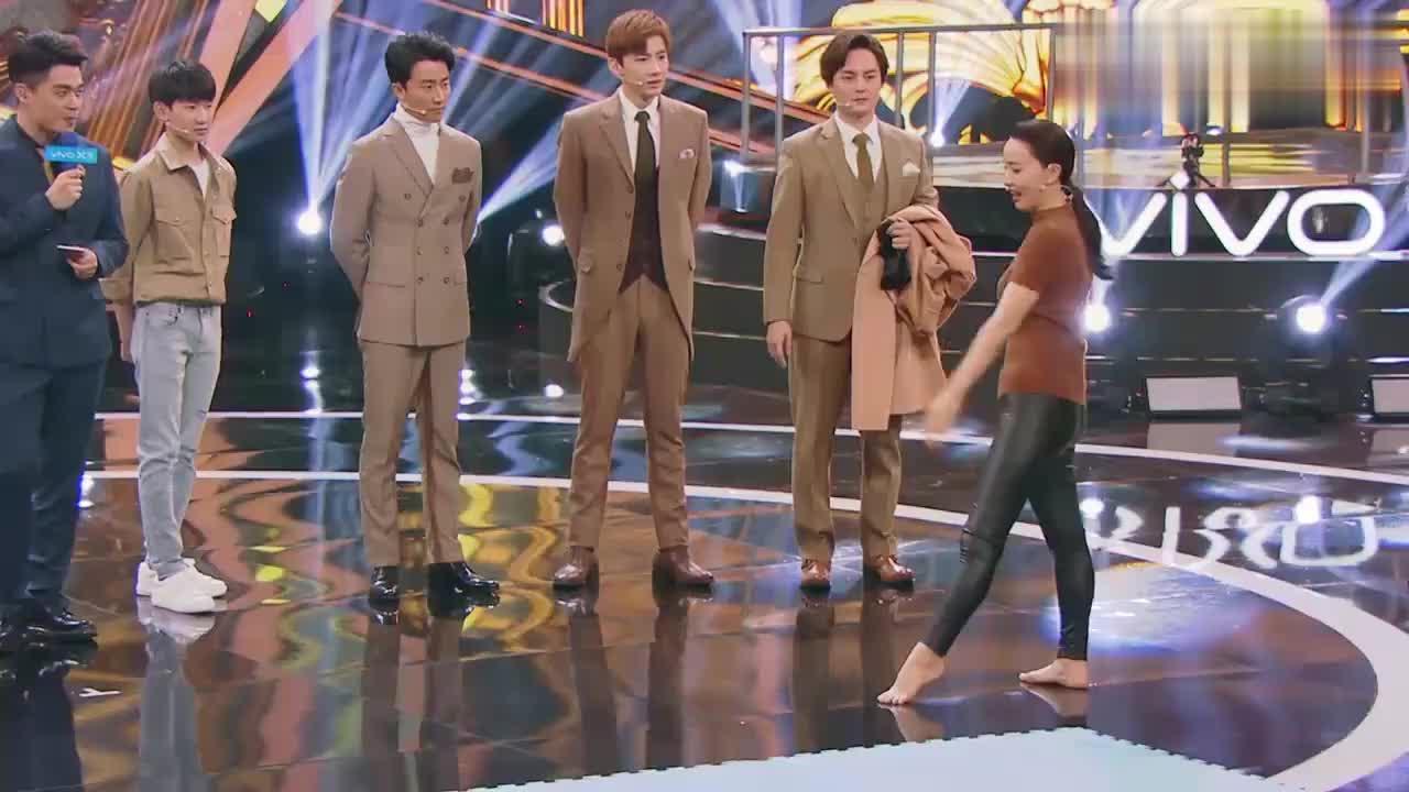 王牌:陶虹现场脱衣服,接下来的一幕全场傻眼,太不可思议了!