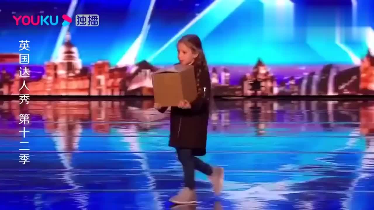 英国达人秀:最神奇的魔术,绝对让你大开眼界!不简单!