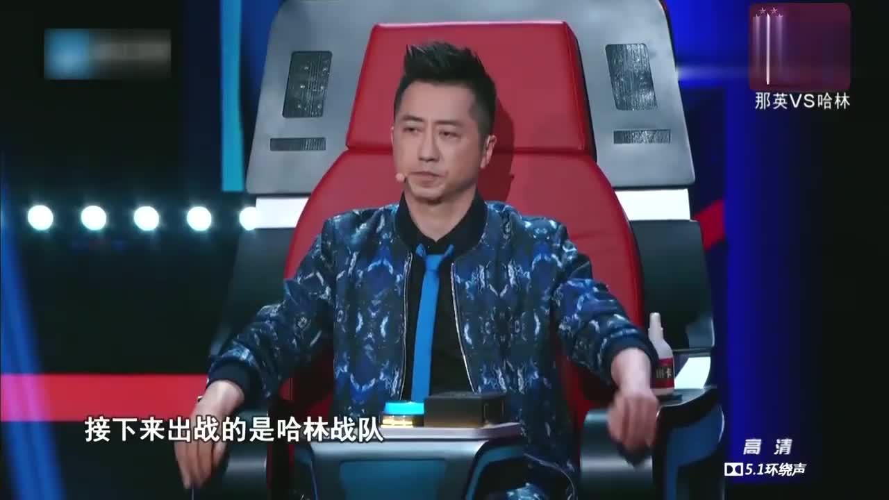 中国新歌声,王闯选的这首孙燕姿的《逃亡》难度大,有胆量