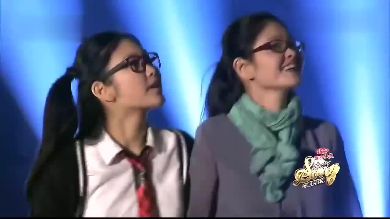 中国好歌曲:原来这就是天才少女,父母眼中别人家的孩子