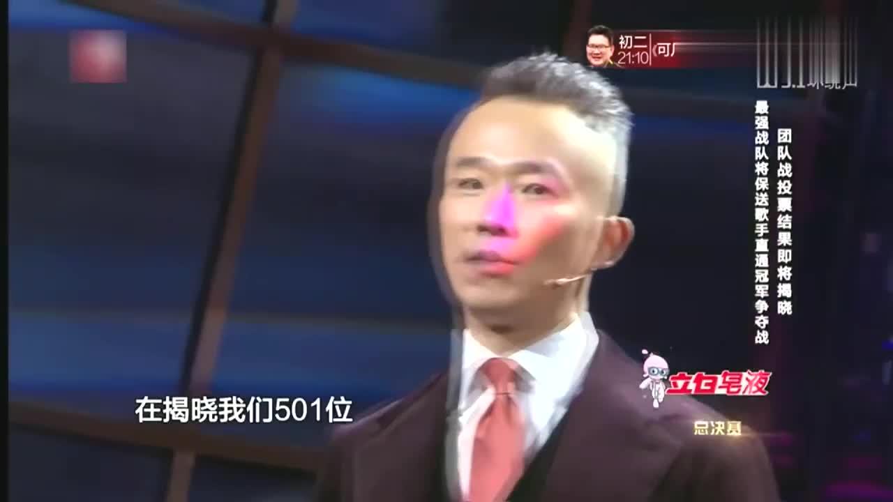 中国之星,音协的这位大佬居然喜欢崔健的摇滚,先得一票